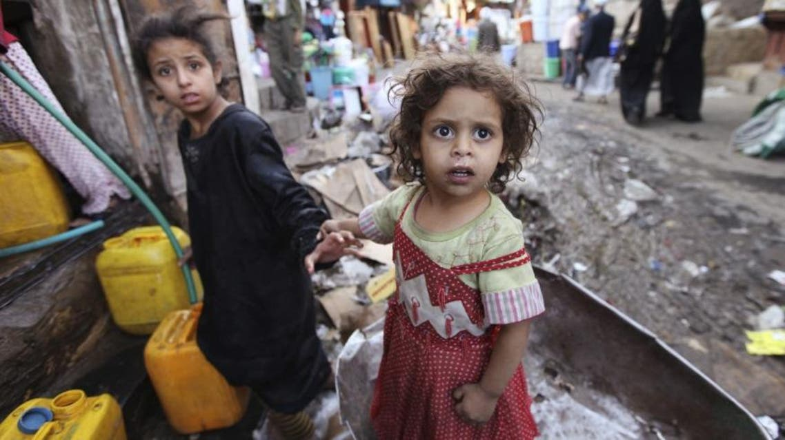 اليمن أزمة مياه
