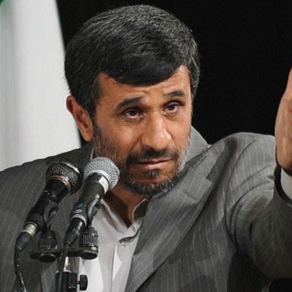 أحمدي نجاد يكشف لأول مرة: وثائق برنامج إيران الفضائي سرقت