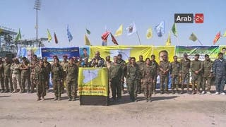 سوريا الديمقراطية تعلن رسمياً طرد داعش من الرقة