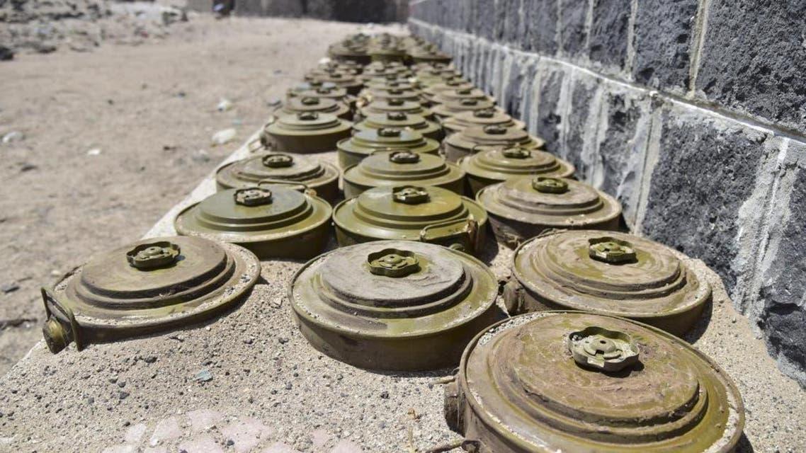 الغام الحوثيين تحصد عشوائيا ارواح المدنيين اليمنيين- ارشيفية