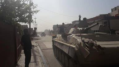 الديمقراطي الكردستاني: القوات العراقية تتقدم نحو أربيل