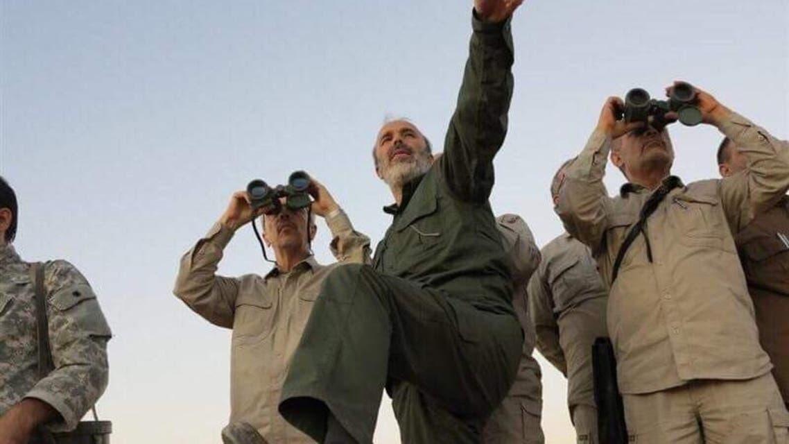 رئيس الأركان الإيراني محمد باقري