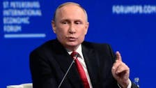 کوئی ملک تنہا شام کا بحران حل نہیں کرسکتا: پوتین