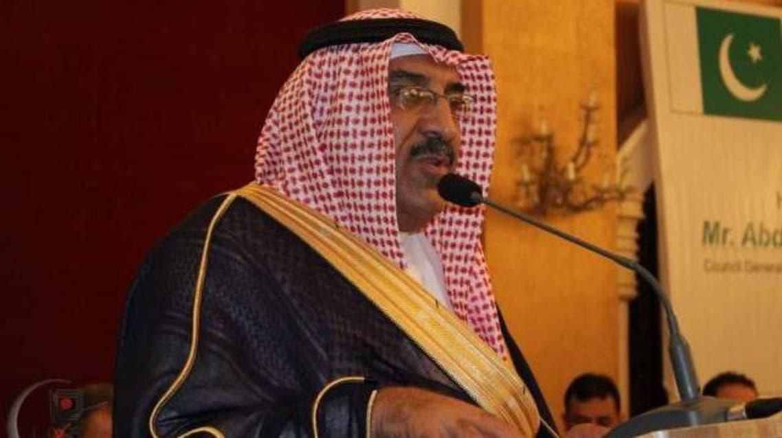 Saudi Consul General in Karachi Mohammad Abdullah Abdul Daim (left). (Supplied)