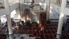 أفغانستان.. 72 قتيلاً بهجومين طالا مسجدين وداعش يتبنى
