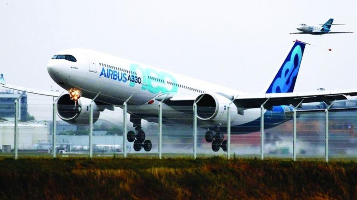 طائرة ايرباص A330neo