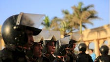 Two dead as gunmen attack Egypt police vehicle
