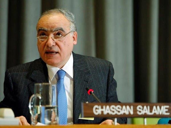 غسان سلامة: الحوار الليبي يتقدم رغم وجود خلافات