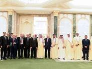 القصبي: تطوير الحدود السعودية لزيادة التجارة مع العراق