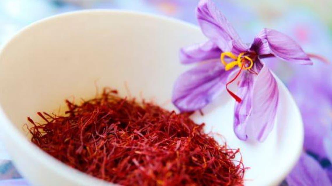 الزعفران Saffron
