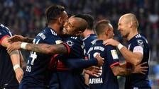 Bayern stretch winning run under Heynckes to join Dortmund on top