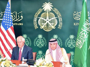 الجبير: بحثنا مع تيلرسون خطر إيران وأزمة قطر