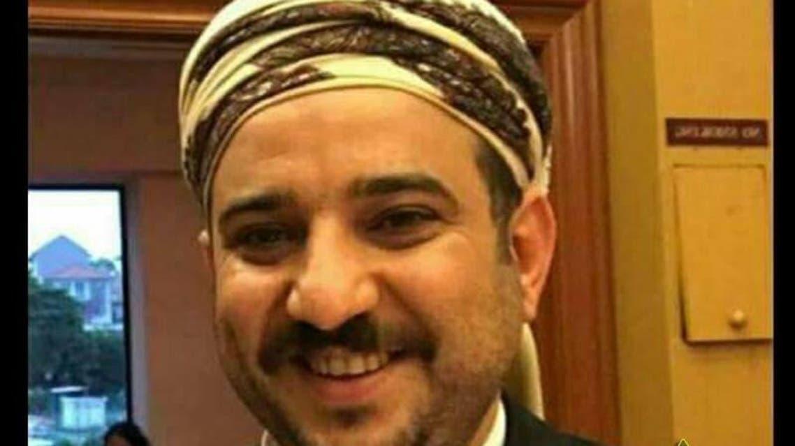 البهائي اكرم صالح عياش الذي اختطفه الحوثيين من منزل شقيقه في صنعاء