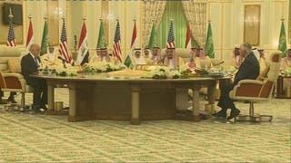 الملك سلمان والعبادي يوقعان على مجلس التنسيق المشترك
