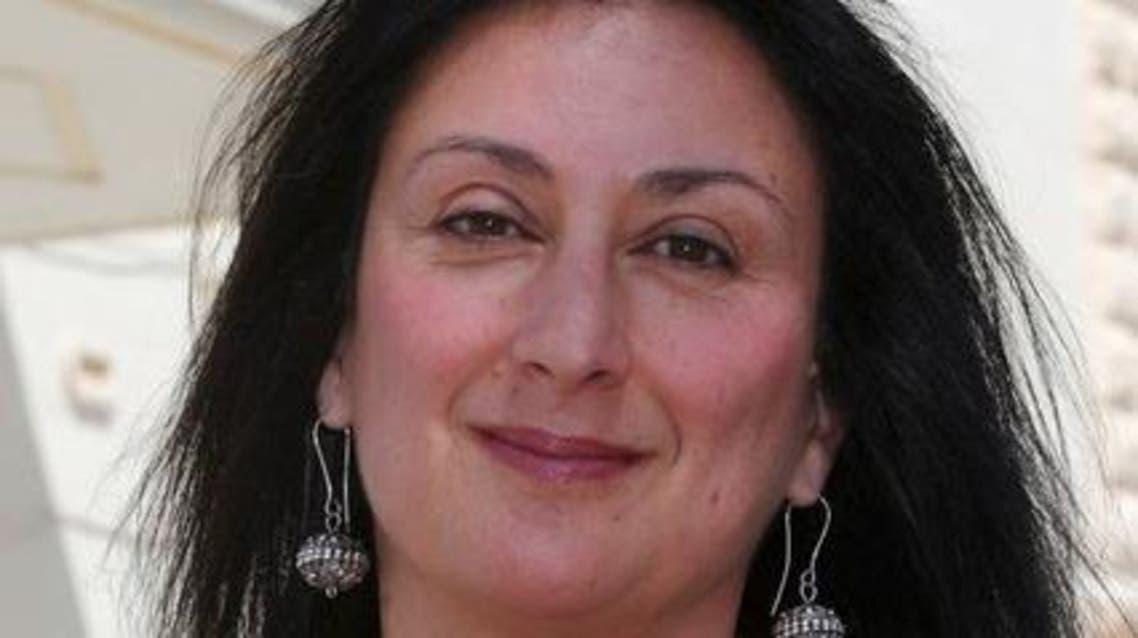 الصحفية دافني كاروانا جاليتسيا