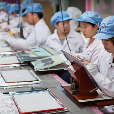 أنشطة المصانع في الصين تعود للنمو.. والطلب يظل ضعيفا