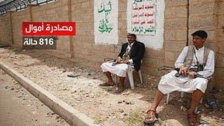 مقتل 300 يمني استخدمهم الحوثيون دروعا بشرية