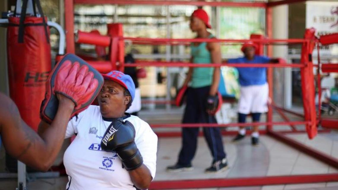 Meet South Africa's boxing grannies