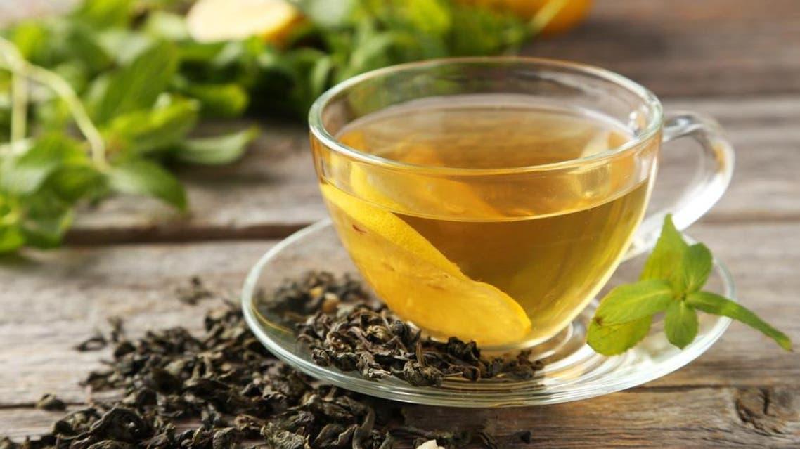 الشاي الأخضر Green Tea