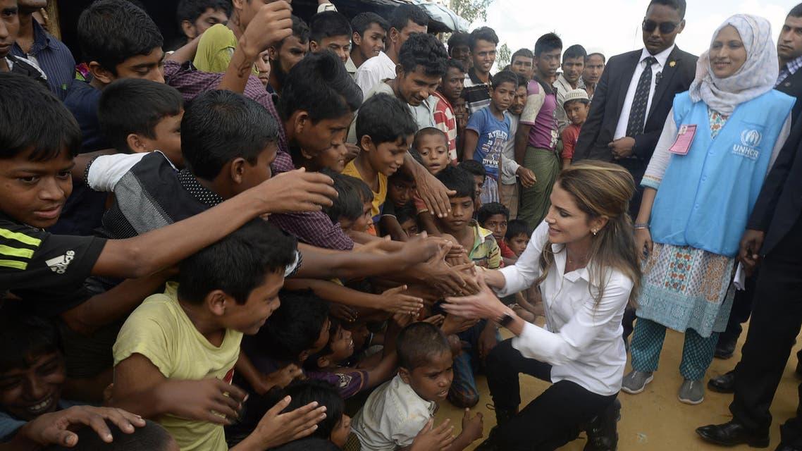 الملكة رانيا 2