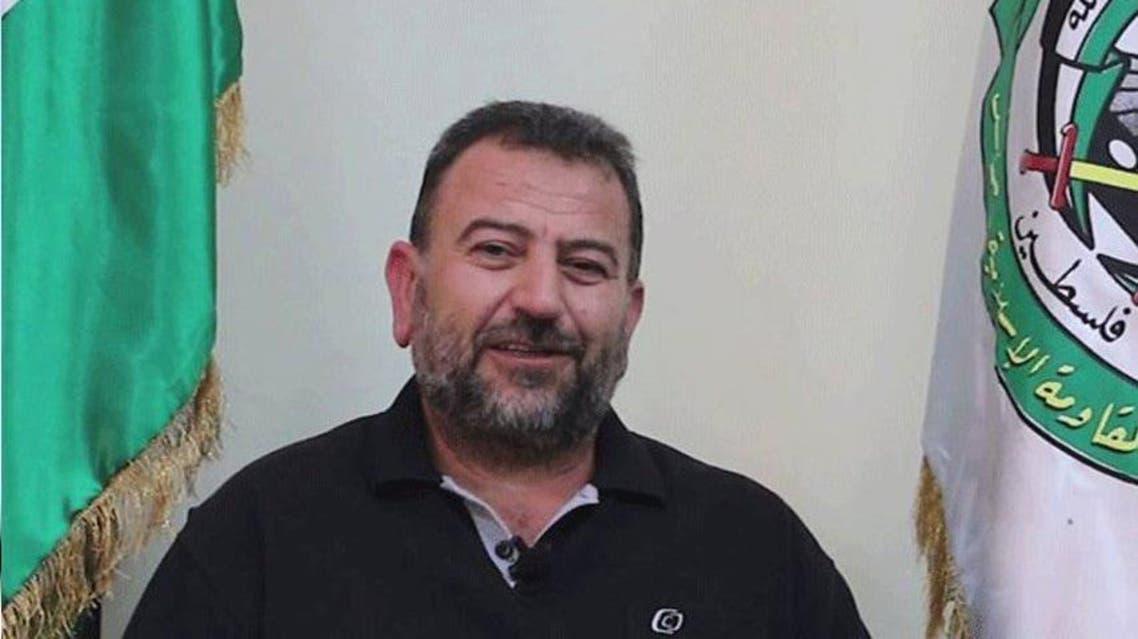 نائب رئيس المكتب السياسي لحماس صالح العاروري