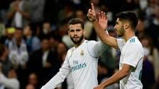 Awesome Asensio helps Madrid romp past Eibar