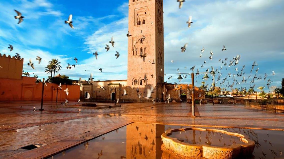 المغرب مراكش سياحة
