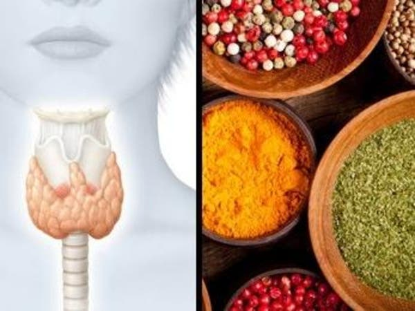 7 أعشاب مفيدة لاضطرابات الغدة الدرقية