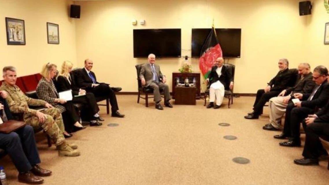 رییس جمهوری افغانستان: استراتیژی جدید امریکا تغییرات مثبت در منطقه ایجاد کردهاست