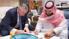 What does Saudi Arabia's mega project 'NEOM' actually stand for?