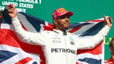 Hamilton all for more razzamatazz in Formula One