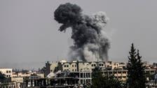 Deadly air strike hits Syrian govt-held Deir al-Zor