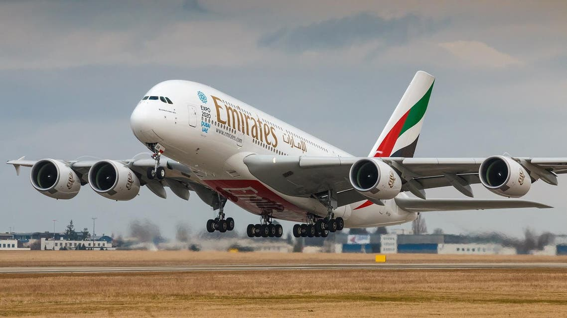 emirates airlines shutterstock