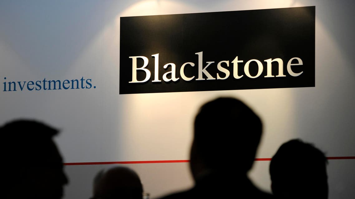 PIF and US private equity firm Blackstone announced the fund in May. (AFP)