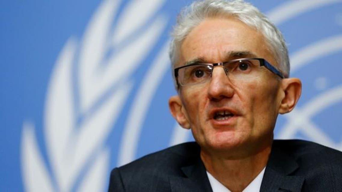 مارك لوكوك منسق الإغاثة الطارئة ووكيل الأمين العام للشؤون الإنسانية