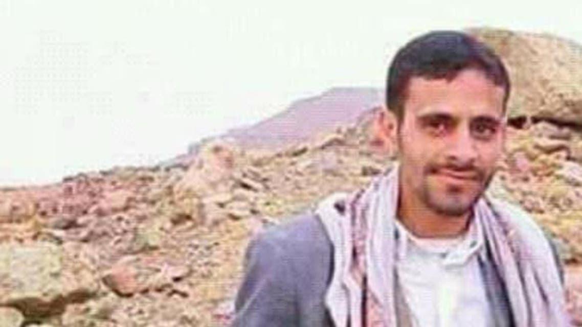 القيادي الحوثي ابراهيم المؤيد