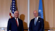 متحدہ شام میں بشارالاسد کے لیے کوئی جگہ نہیں ہوگی : امریکی وزیر خارجہ