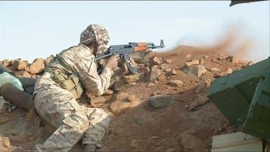 """""""إنجاز كبير"""" للجيش اليمني بين صعدة والجوف"""