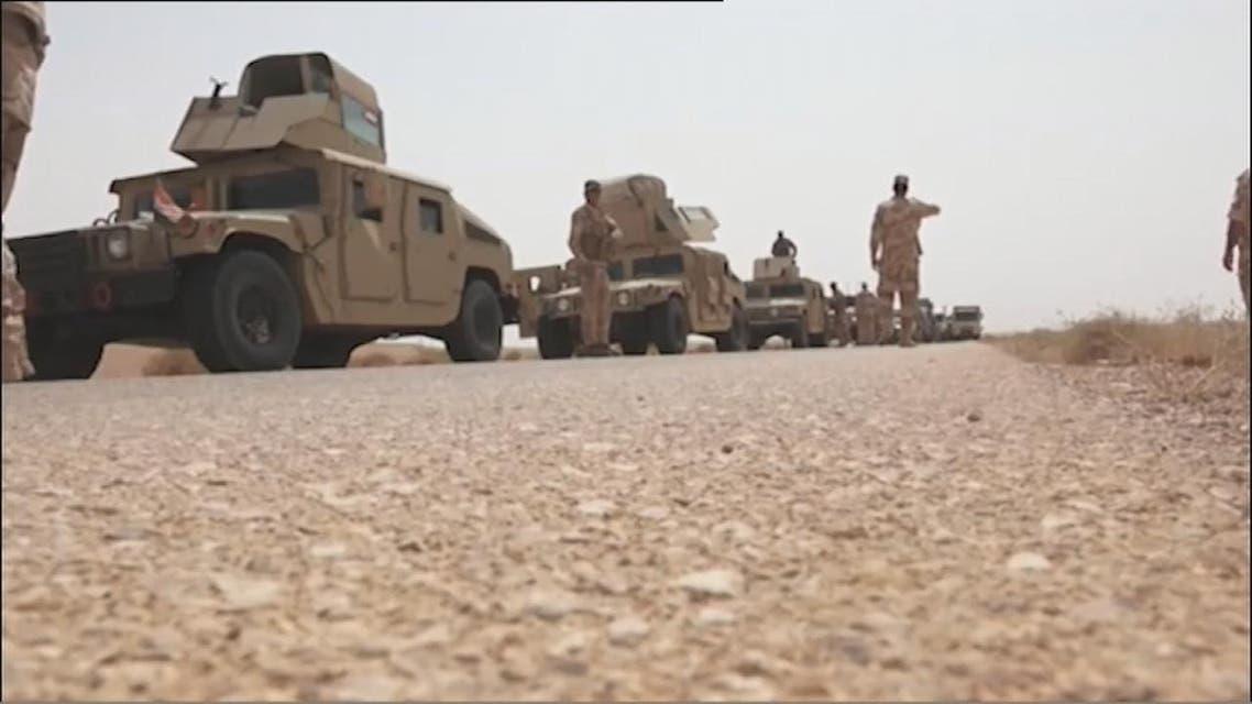 THUMBNAIL_ انطلاق معركة الجيش العراقي الأخيرة ضد داعش لاستعادة راوة والقائم