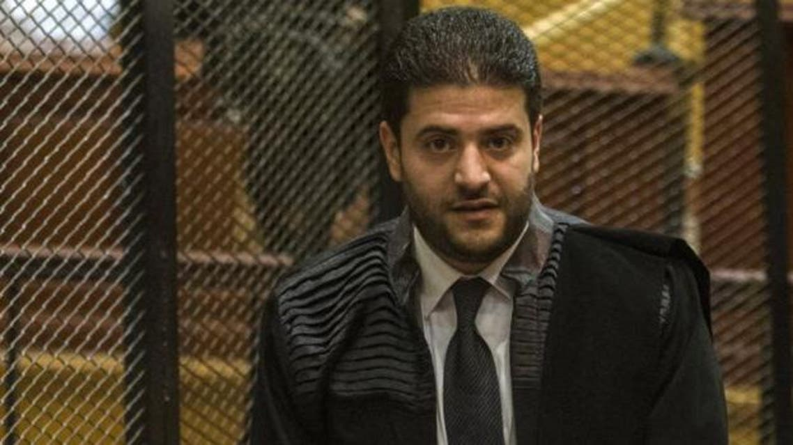 نجل محمد مرسي