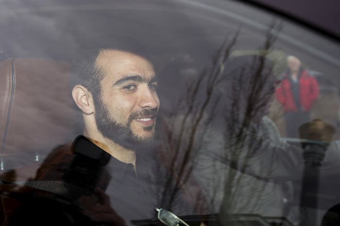 Khadr, a Canadian, was once the youngest prisoner held on terror charges at Guantanamo Bay. Reuters