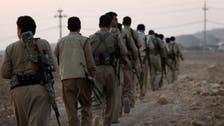 Peshmerga retreat amid international efforts to defuse tensions