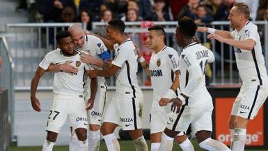 موناكو يهزم بوردو ويواصل مطاردة باريس