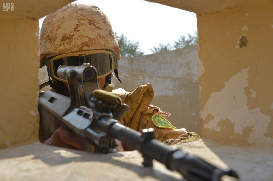IN PICTURES: Saudi-Pakistani joint military drills 'Al-Samsam 6' conclude