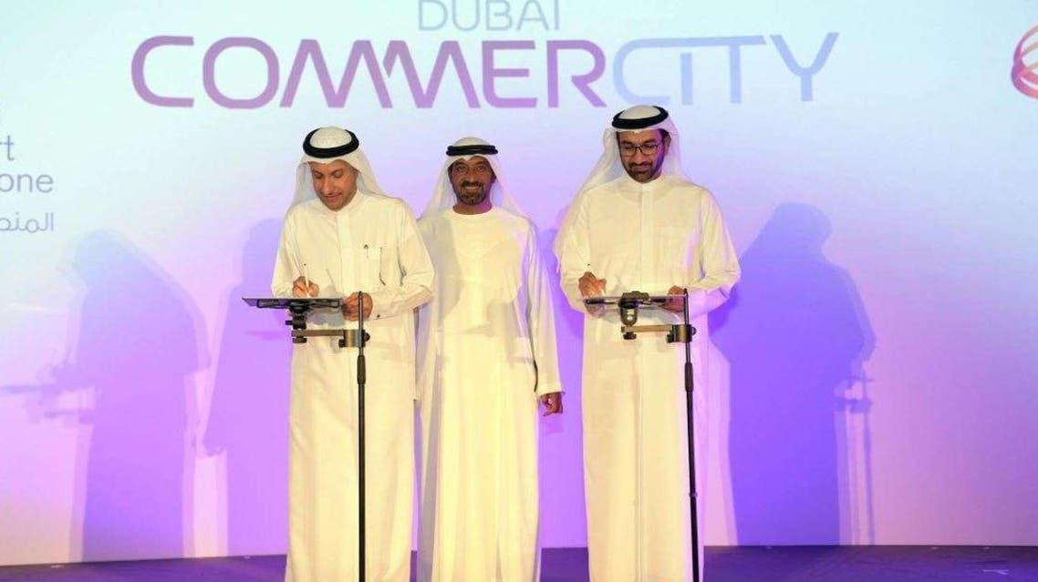 Dubai launches first regional e-commerce free zone through CommerCity. (WAM)