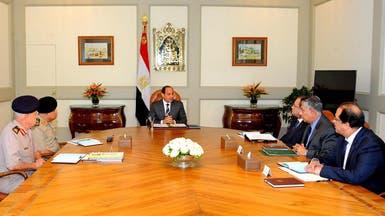 السيسي يعين رئيساً جديداً لأركان حرب الجيش المصري