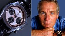 قصة وراء بيع ساعة ممثل أميركي بأكثر من 17 مليون دولار