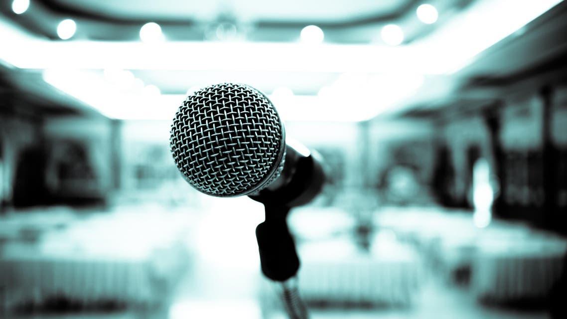 microphone (Shutterstock)