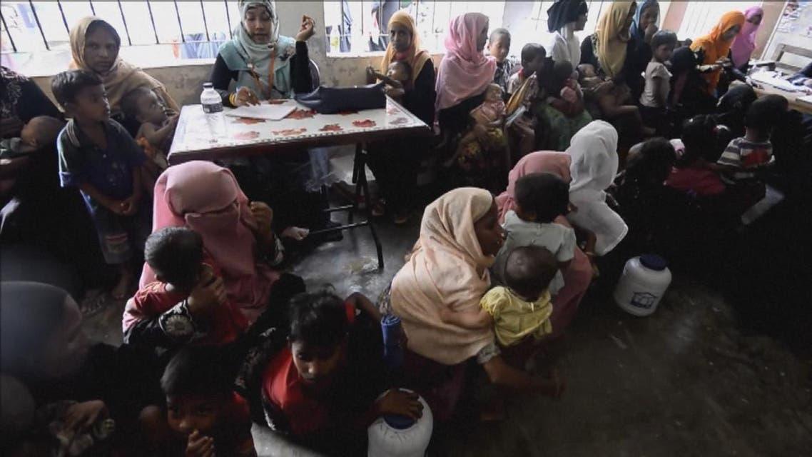 THUMBNAIL_ بنغلادش تريد تفعيل سياسة تحديد نسل اللاجئين الروهينغا