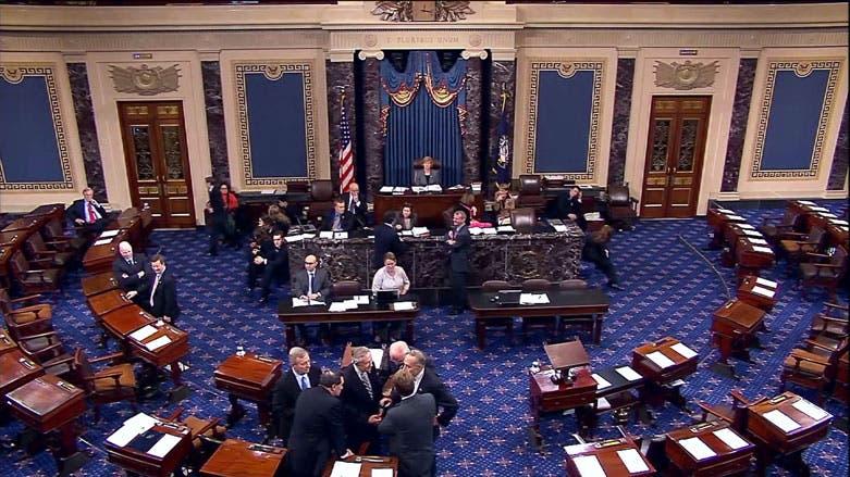 مجلس الشيوخ (أرشيفية)